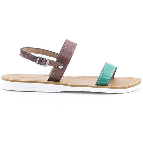 'Palma Fun' Women's Sandals (Green) by Ahimsa