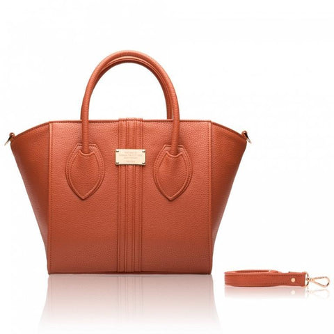 Alexandra K 1.4 Toffee Handbag at Vegan Style in Melbourne