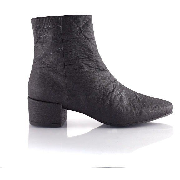 Bourgeois Boheme VEGAN LEATHER BOOTS