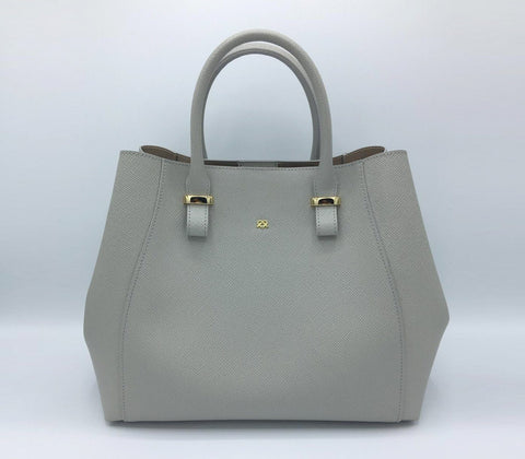 Jane vegan handbag by GUNAS - grey