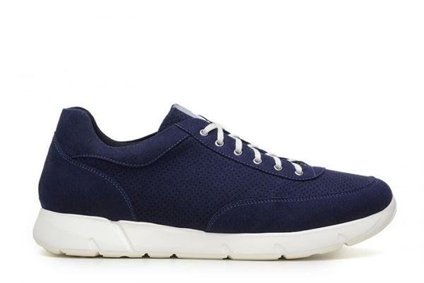 Danny Men's Vegan Sneaker by Ahimsa - Navy