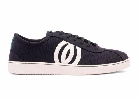 'Diogenes' Vegan Sneakers by Vesica Piscis - Black & White
