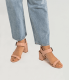 'Elysa' women's vegan sandal by Matt and Nat - lily