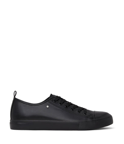 'Hugo' Men's Vegan Sneaker by Matt and Nat - Black