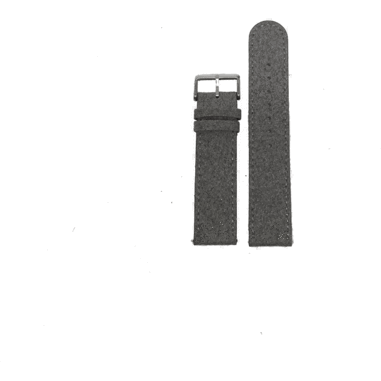 Time IV Change - Eco Suede Watch Band - Vegan Style