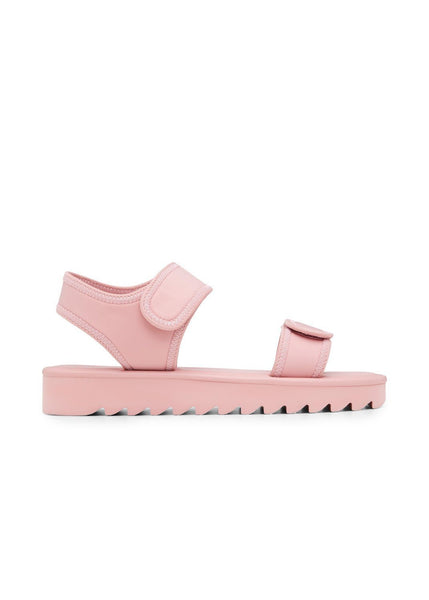 OLIVIA // SAVANNAH women's vegan sandal by Twoobs - pale pink