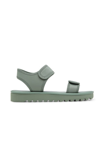 EVE // JAM women's vegan sandal by Twoobs - khaki