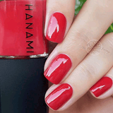 'Cherry Oh Baby' Apple Red Nail Polish (15ml) by Hanami Cosmetics