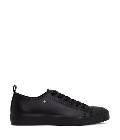 'Hazel' Women's Vegan Sneaker by Matt and Nat - Black