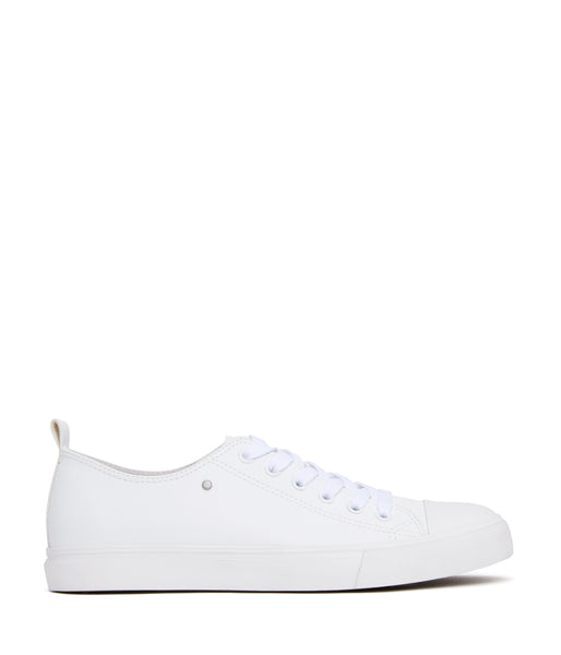 'Hugo' Men's Vegan Sneaker by Matt and Nat - White
