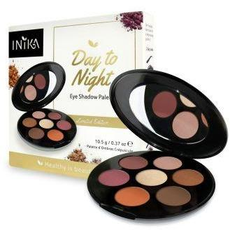 Day To Night Eye Shadow Palette by Inika
