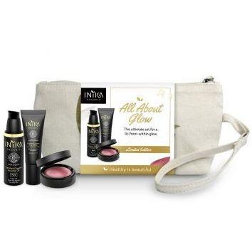 All About Glow Kit by Inika