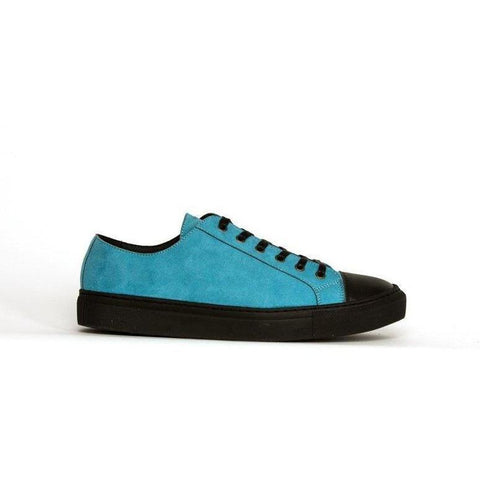 'Kimi' vegan sneakers by Good Guys - baby blue - Vegan Style