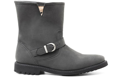 'Antonia' vegan women's boot by Ahimsa - black