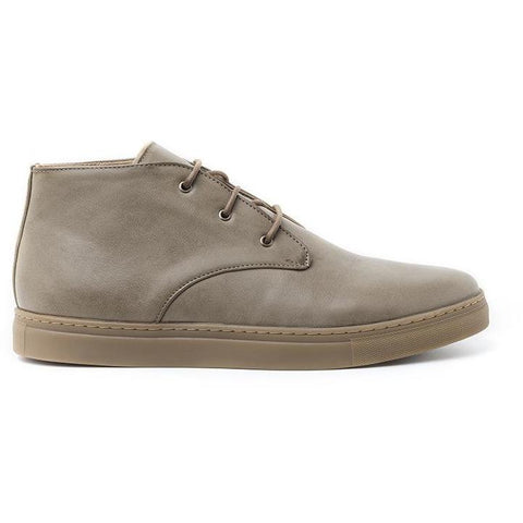 'Adam' Men's High-tops (Khaki) by Ahimsa