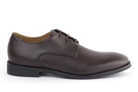 'Edward' Men's classic shoe  by Ahimsa - espresso