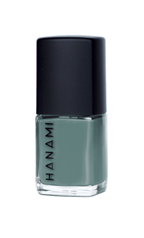 'Still' Light Blue Nail Polish (15ml) by Hanami Cosmetics - Vegan Style