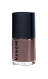 'Stormy Weather' Coffee with Purple Undertones Nail Polish (15ml) by Hanami Cosmetics
