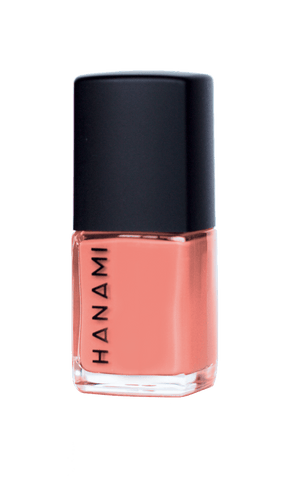 'Melody Day' Light Orange Nail Polish (15ml) by Hanami Cosmetics - Vegan Style