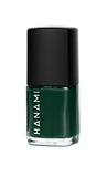 'Octopus's Garden' Forest Green Nail Polish (15ml) by Hanami Cosmetics