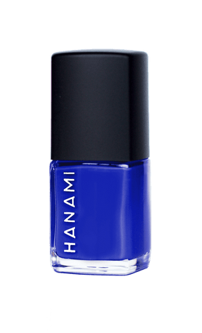 'Everlong' Royal Blue Nail Polish (15ml) by Hanami Cosmetics