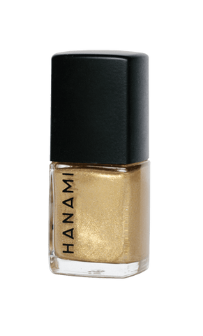 'Fools Gold' Gold Chrome Nail Polish (15ml) by Hanami Cosmetics