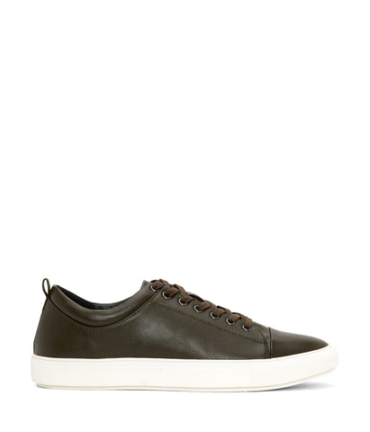 'Oak' Men's Vegan Sneaker by Matt and Nat - Olive