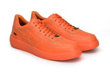'Paramount' Vegan Low-Top Sneaker by King55 - Orange
