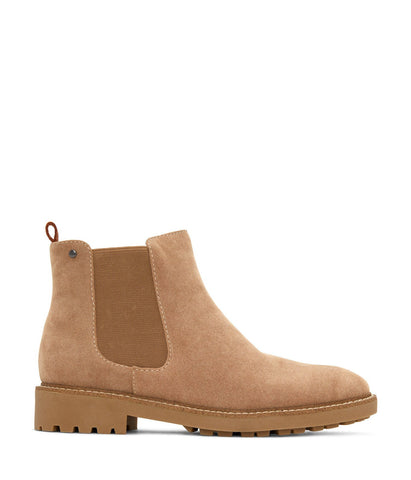 'Tokio' Women's Vegan Chelsea Boot by Matt and Nat - Nude