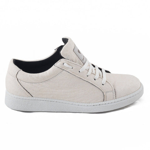 NAE Piñatex sneakers - white