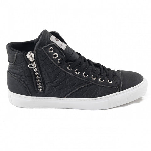 NAE - Vegan 'Milan' Piñatex™ sneakers - black