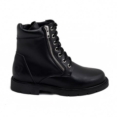 NAE 'Sira' vegan ankle boot - black