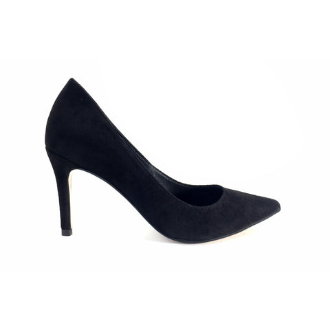 FAIR Shoes - vegan high heels  - black