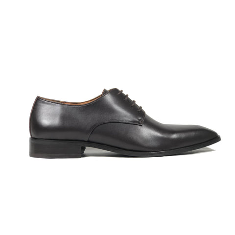 Remy vegan derby men's classic work shoes by Zette Shoes