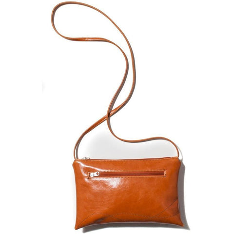 Crystalyn Kae - Bossa Nova Medium Crossbody Bag (Butterscotch)
