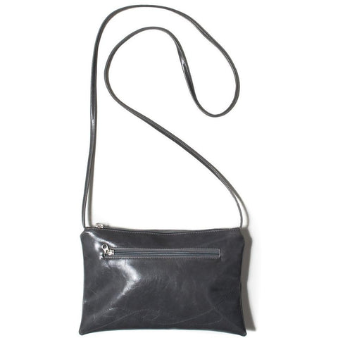 Crystalyn Kae - Bossa Nova Medium Crossbody Bag (Grey)