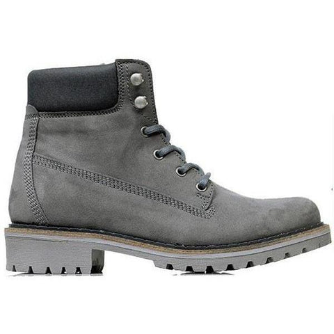 Men's Dock Boots (Grey) by Will's London