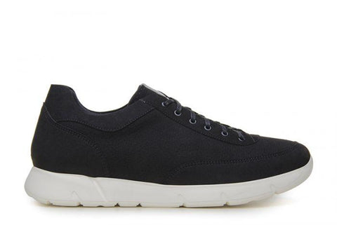 Danny Men's Vegan Sneaker by Ahimsa - Black