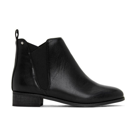 'Joliette' women's vegan bootie by Matt and Nat - black