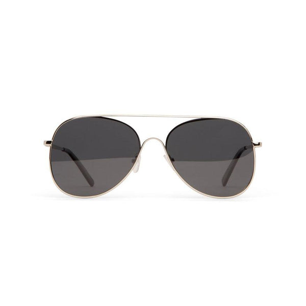 Kai aviator sunglasses by Matt and Nat - silver - Vegan Style