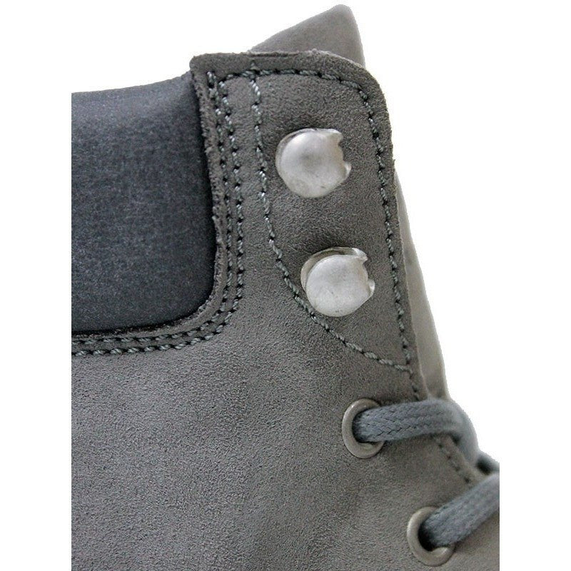 Will's London - Men's Dock Boots (Grey) - Vegan Style