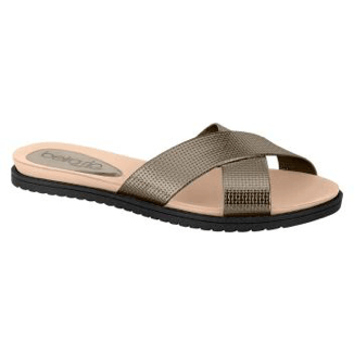 Women's Sandal (Graphite) by Beira Rio