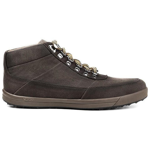 Vegan hiker/hiking boots by Ahimsa - brown
