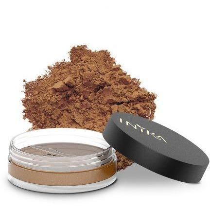 Loose Organic Mineral Foundation Powder (Confidence) by Inika - Vegan Style
