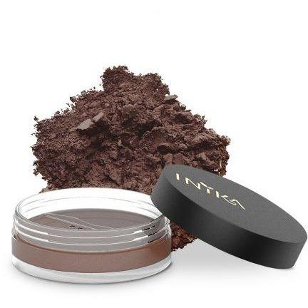 Loose Organic Mineral Foundation Powder (Fortitude) by Inika - Vegan Style