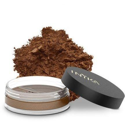 Loose Organic Mineral Foundation Powder (Joy) by Inika - Vegan Style