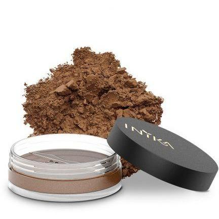 Loose Organic Mineral Foundation Powder (Wisdom) by Inika - Vegan Style