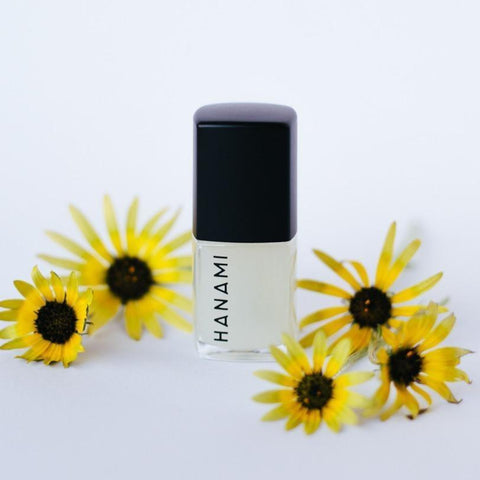 'Matte Top Coat' Nail Polish (15ml) by Hanami Cosmetics