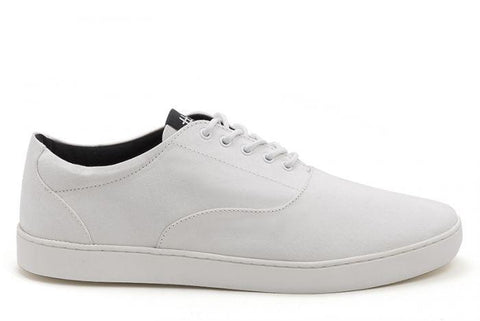 The Wave - Canvas sneaker from Ahimsa - ivory