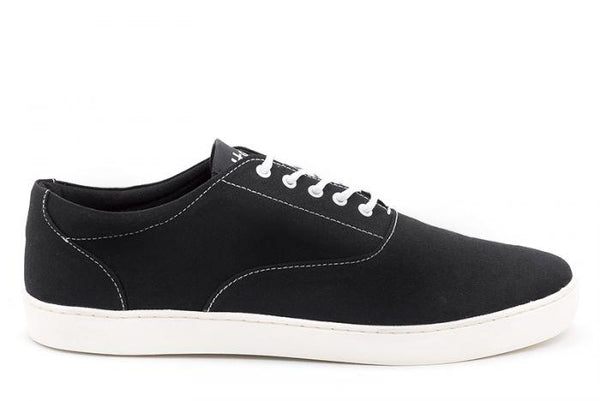The Wave - Canvas sneaker from Ahimsa - black - Vegan Style